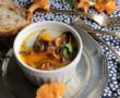Raviolis ricotta, épinards et noix
