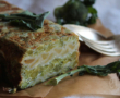 Cake met frambozen en zwarte sesam in Pièce montée pannenkoek {Slag bij voedsel #15}
