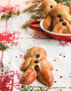 Gâteau moelleux aux clémentines et cranberries {vegan}