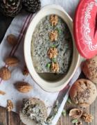 Pavlova noix de coco et litchi {sans lait}