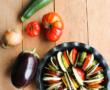 Tartelette tomate et cheddar
