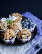 Blueberry Brioche {zonder melk}