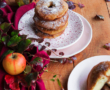 Bundt cake aux noix et café {zonder melk – glutenvrij}