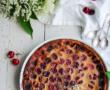 Tarte au céleri et flocons d'avoine {sans lait}