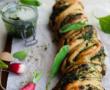 Muffins myrtilles et flocons {vegan – sans gluten}