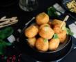 Truffes au thé matcha et coco {vegan – sans gluten}