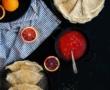 Courge rôtie, quinoa et grenade {Vegan – glutenvrij}
