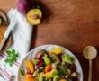 Tartines de tzatziki et fèves au citron {vegan}