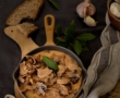 Crumble aux poires {Vegan – glutenvrij}