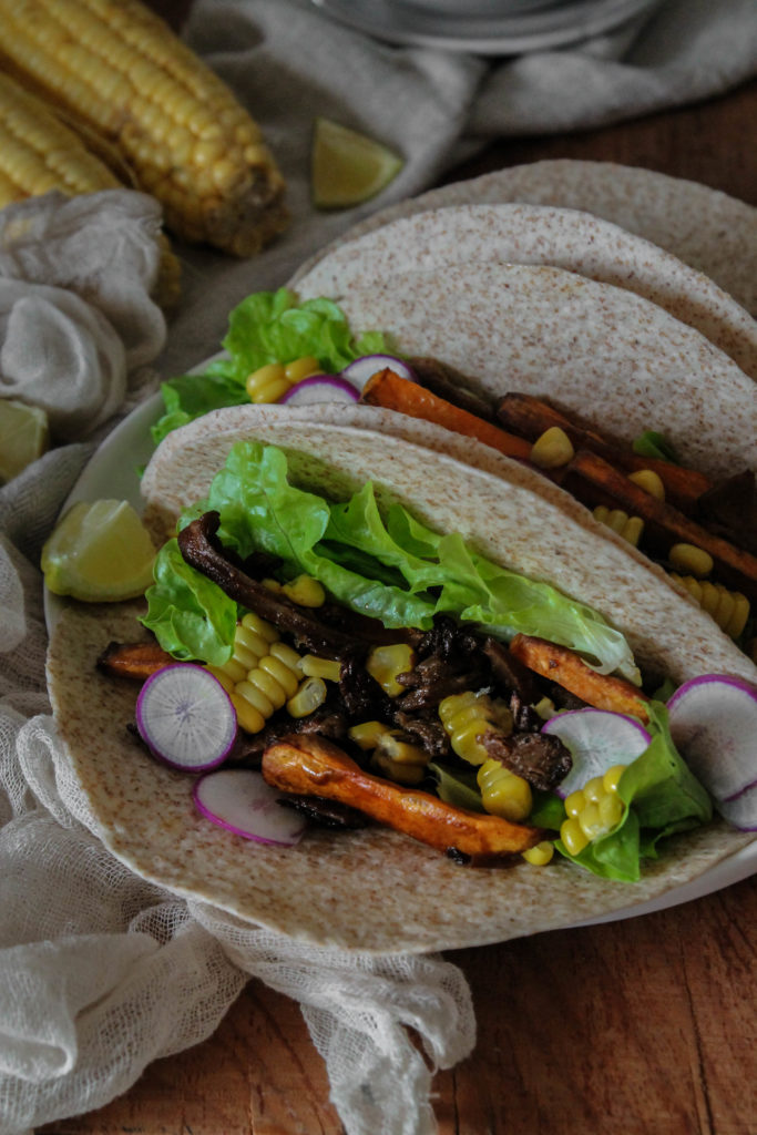 recette de Tortillas de légumes