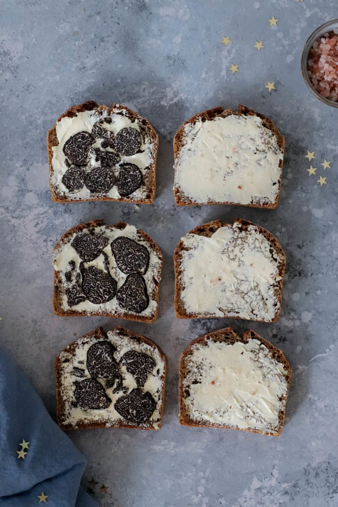 truffe champignon recette