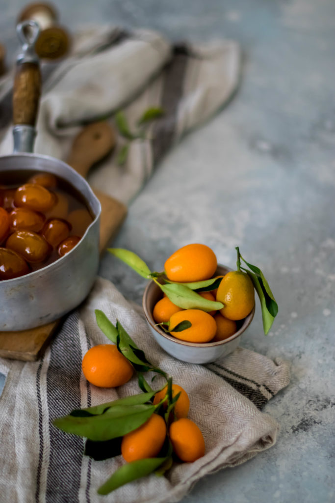 Kumquats au sirop