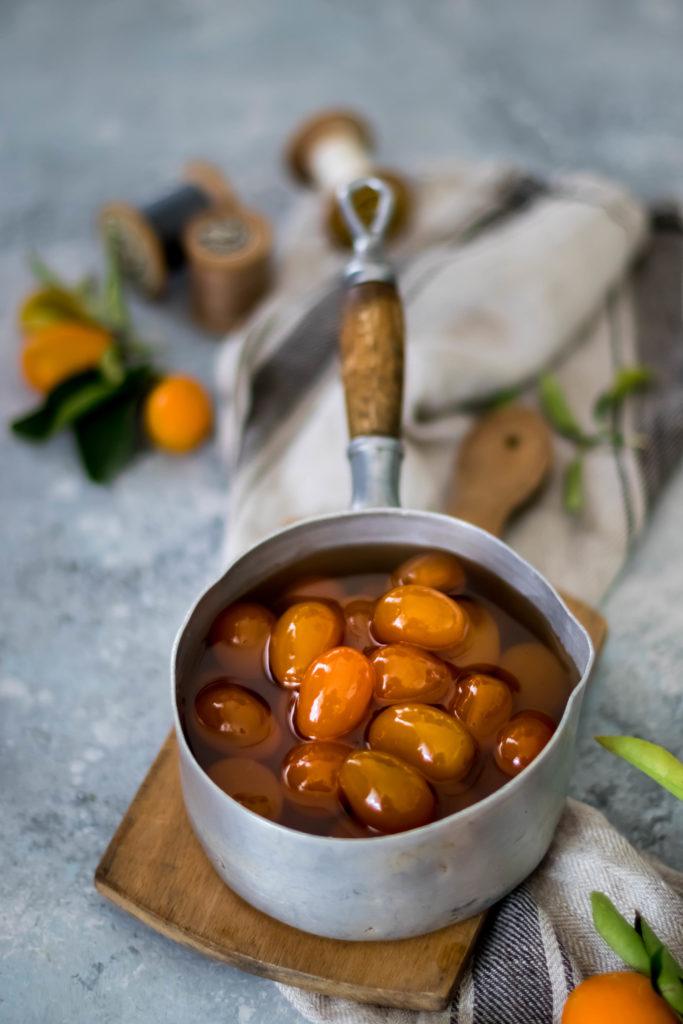 recette de Kumquats