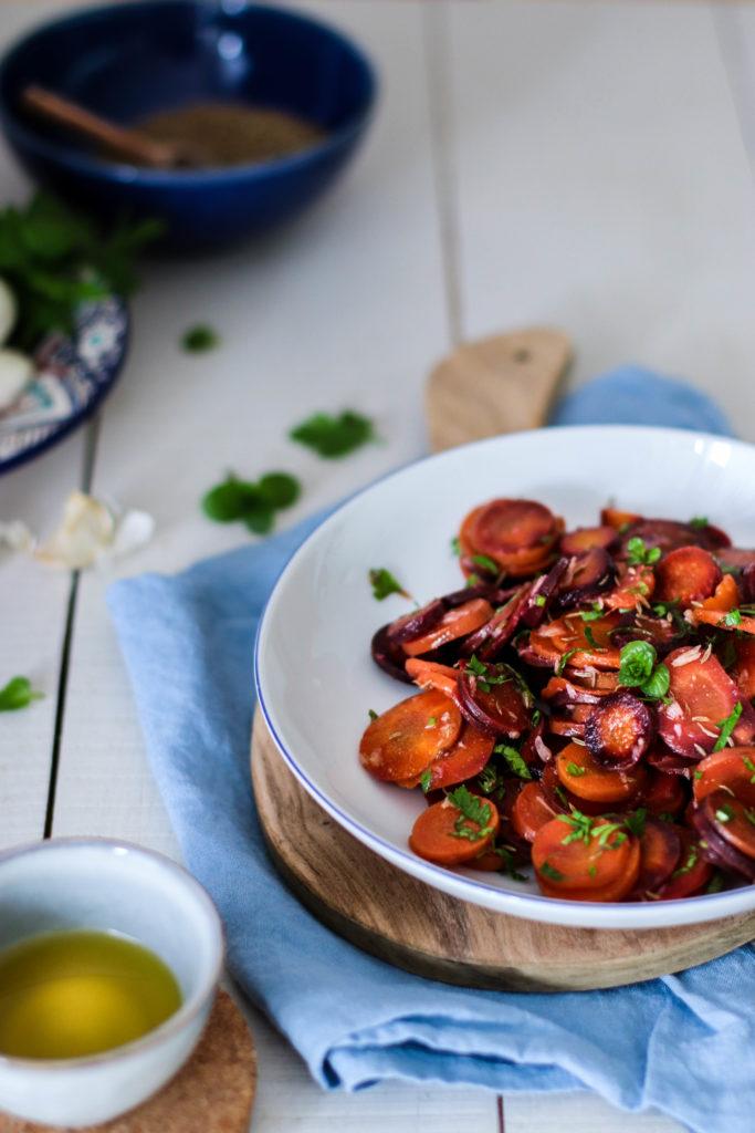 salade carotte