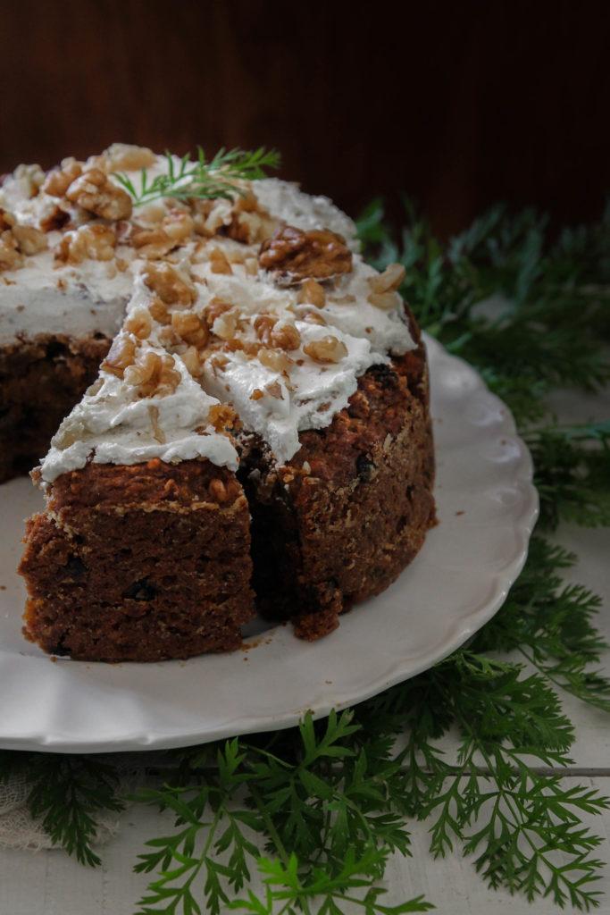 gâteau carotte