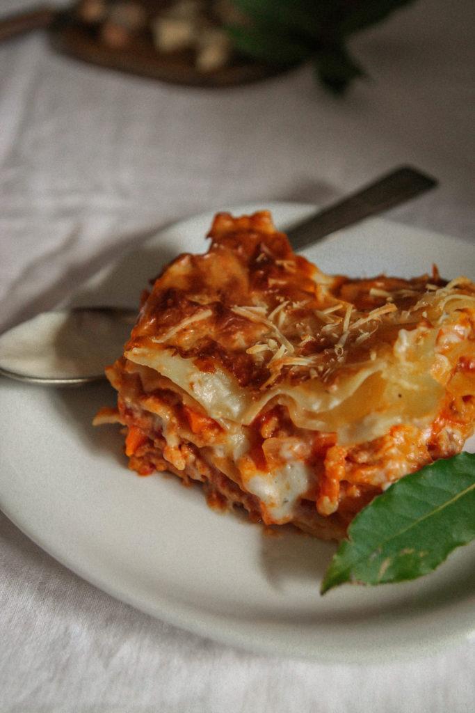 lasagnes recette maison