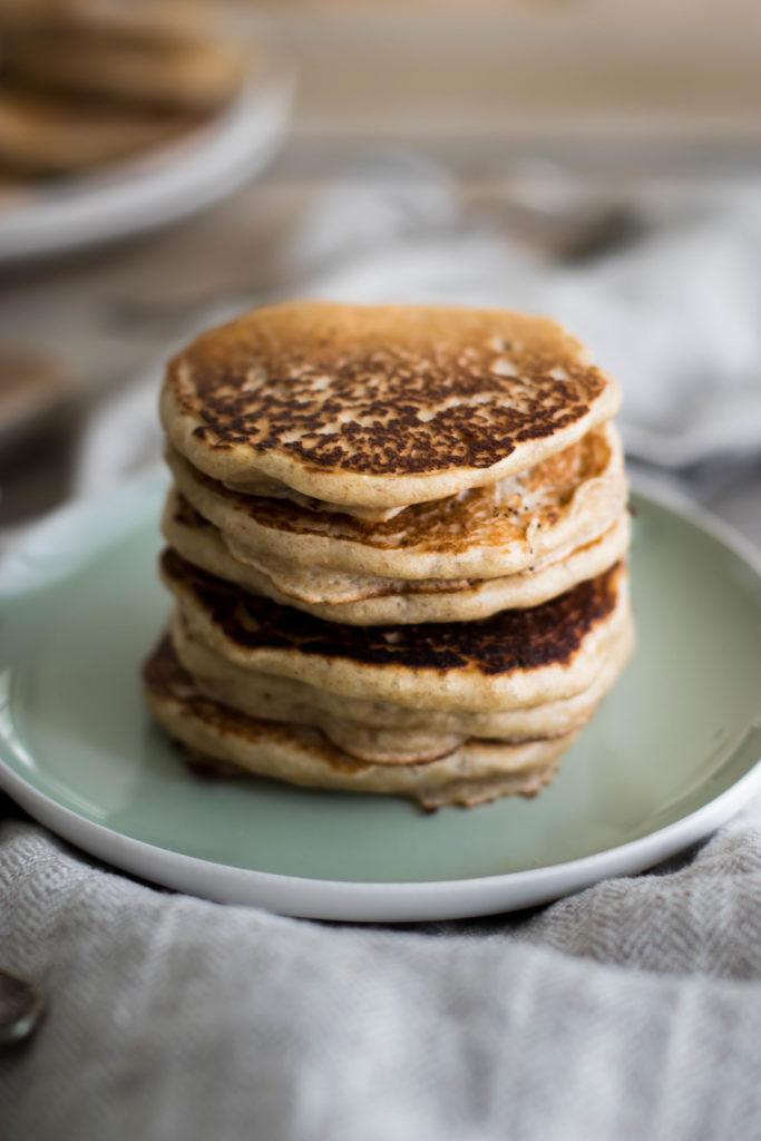 Pancakes au levain recette