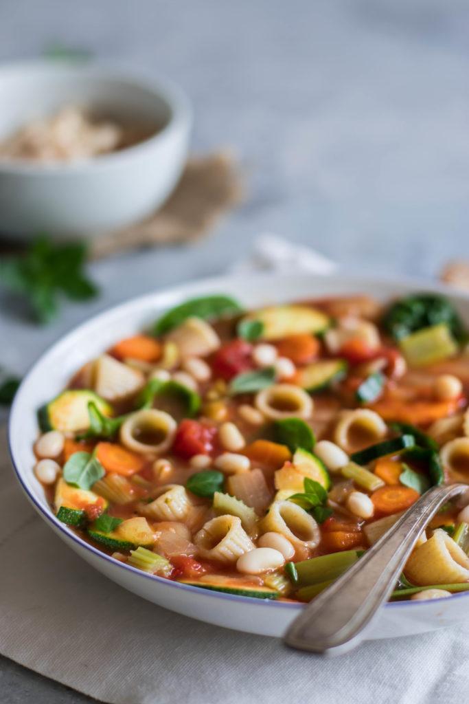soupe conserve tomate
