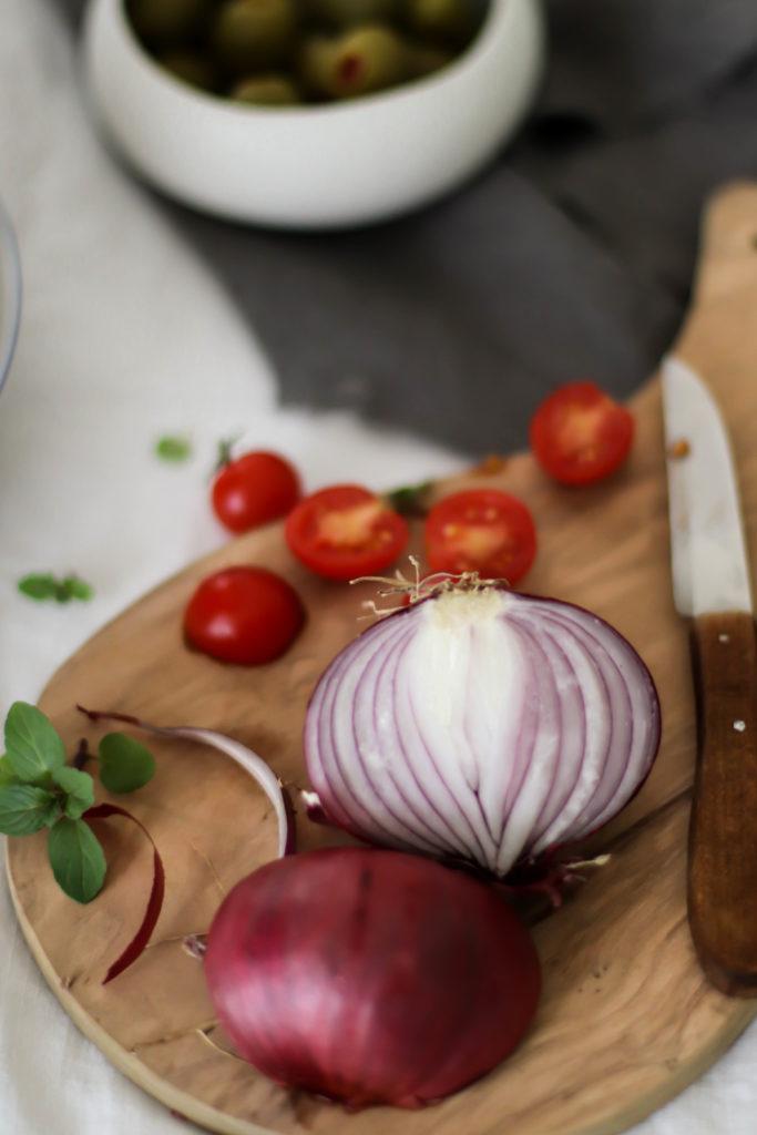 recette végétarienne rapide